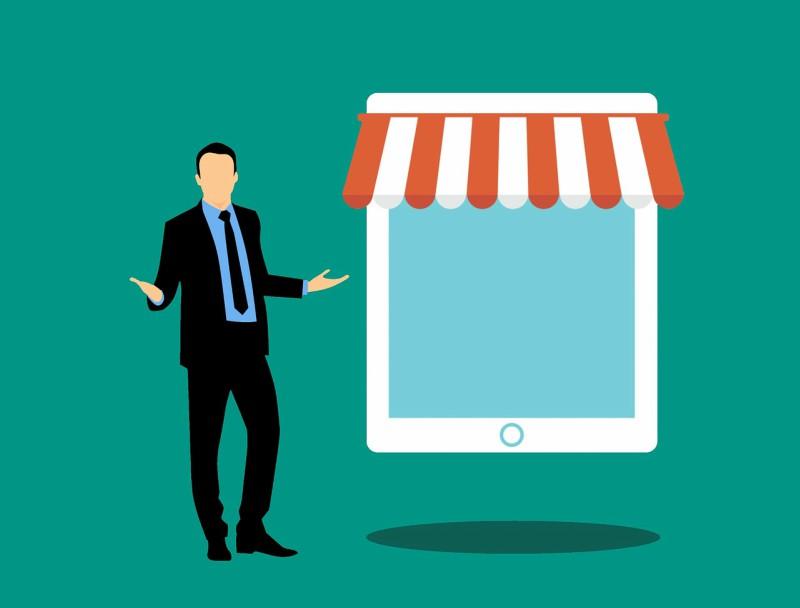 Online-Shop zu erstellen