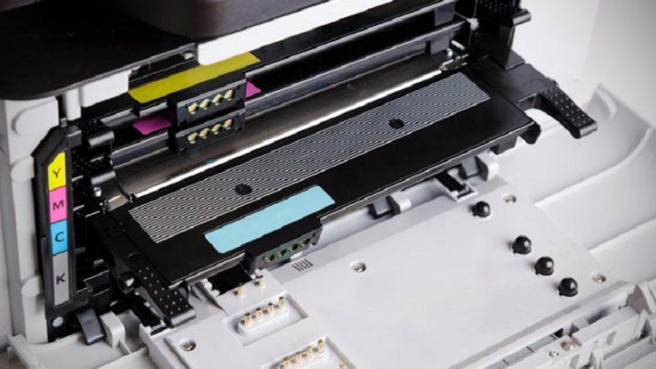 Toner für den Drucker